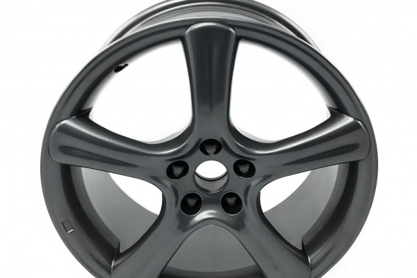 Alloy Wheel Finishes