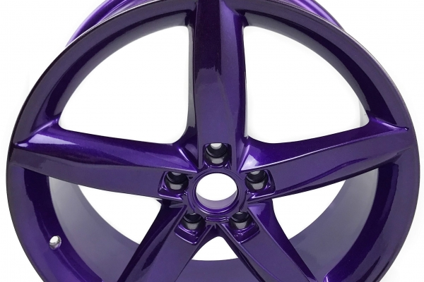 Alloy Wheel Finishes